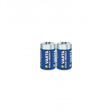 Батарейка Varta HIGH Energy ALKALINE * 2 Фото 1
