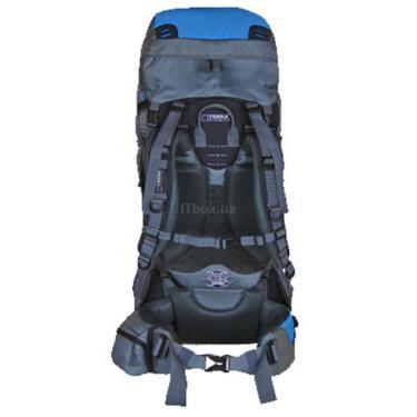 Рюкзак Terra Incognita Concept 60 PRO LITE blue / gray Фото 1