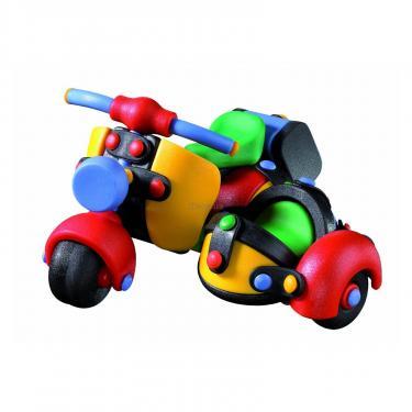 Конструктор Mic-o-Mic Скутер с коляской Фото 2