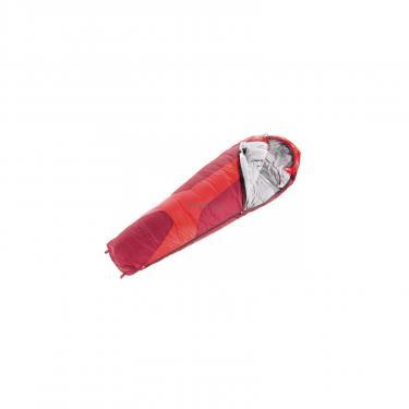 Спальный мешок Deuter Orbit 0 fire-cranberry левый Фото