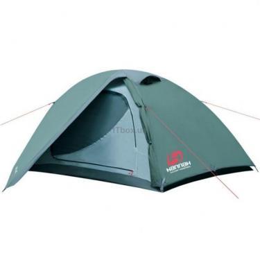 Палатка HANNAH Serak thyme/raven Фото