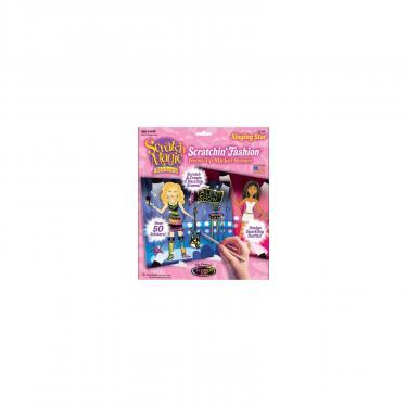 Развивающая игрушка Melissa&Doug Большой набор царапок Мода Фото