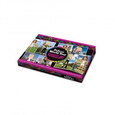 Развивающая игрушка Melissa&Doug Супер-набор царапок Путешественницы Фото