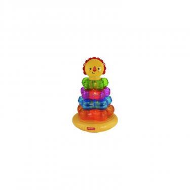 "Развивающая игрушка Fisher-Price Пирамидка ""Львенок"" Фото 1"