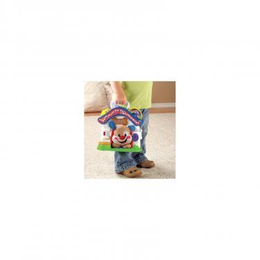 Развивающая игрушка Fisher-Price Домик умного щенка (рус.-англ.) Фото 3