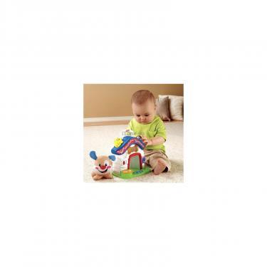 Развивающая игрушка Fisher-Price Домик умного щенка (рус.-англ.) Фото 4