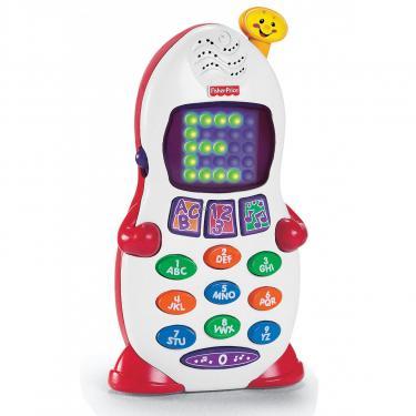 Развивающая игрушка Fisher-Price Умный телефон (укр.) Фото 1