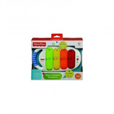 Развивающая игрушка Fisher-Price Цветной ксилофон Фото 3