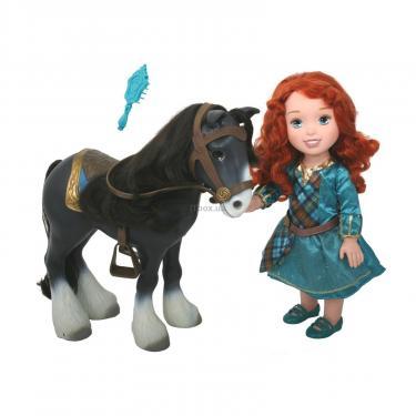 Кукла Disney Princess Jakks Мерида с лошадкой Фото 2