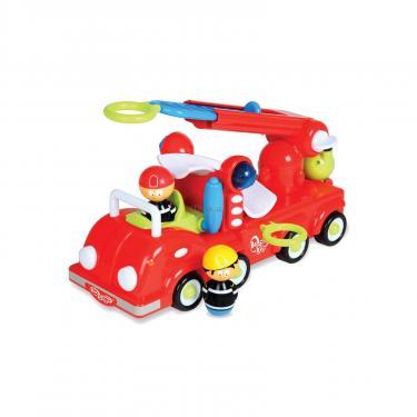 Игровой набор Baboum Маленький пожарный Фото