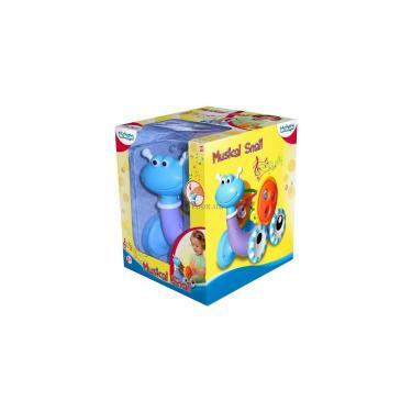 Развивающая игрушка BeBeLino Музыкальная улитка Фото