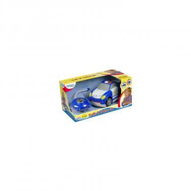 Развивающая игрушка BeBeLino Автомобиль полиции Фото