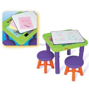 Набор для творчества Crayola с 2 стульчиками Фото 1