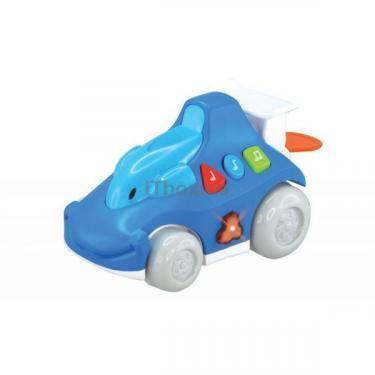 Развивающая игрушка Navystar Машинка Синяя Фото