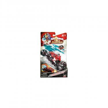 Фигурка Power Rangers Транспорт-акула и Красный рейнджер Фото 2