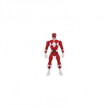 Фигурка Power Rangers Красный рейнджер MIGHTY MORPHIN-металлик Фото