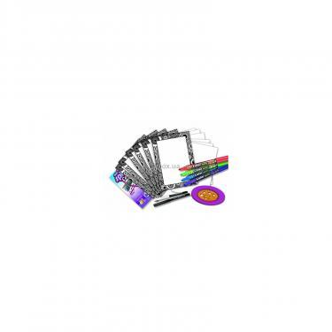 Набор для творчества Renart Color splitz Рисуем узоры: 3 фломастера, 2 спирали Фото 2