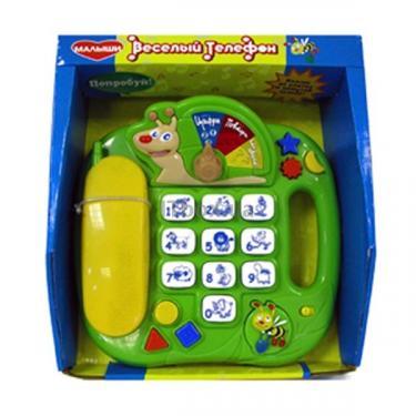 Развивающая игрушка GENIO KIDS Веселый телефон Фото 1