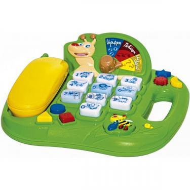 Развивающая игрушка GENIO KIDS Веселый телефон Фото