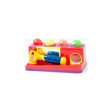 Развивающая игрушка Mommy Love Веселый молоточек Фото