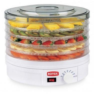 Сушка для овощей и фруктов Rotex RD520-K Фото