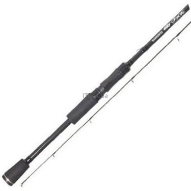 Удилище Shimano Crucial Bass 72M  2.14м  3.5-10.5гр. Фото