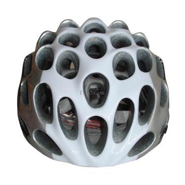 Шлем CatLike Whisper Plus Blanco Carbono-Plata SM BRILLO S.V. Фото 1