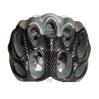 Шлем CatLike Whisper Plus Blanco Carbono-Plata SM BRILLO S.V. Фото 3