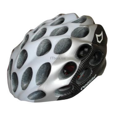 Шлем CatLike Whisper Plus Blanco Carbono-Plata SM BRILLO S.V. Фото