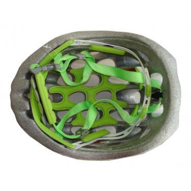 Шлем CatLike Whisper Plus Deluxe Blanco-Verde SM Brillo SV Фото 4