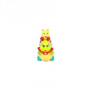 Развивающая игрушка Huile Toys Сверкающая улитка Фото 1