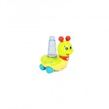 Развивающая игрушка Huile Toys Сверкающая улитка Фото 5