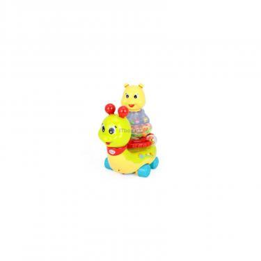 Развивающая игрушка Huile Toys Сверкающая улитка Фото