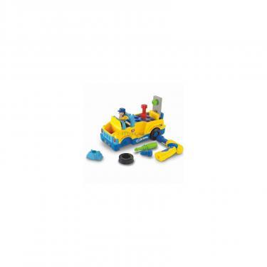 Развивающая игрушка Huile Toys Машинка с инструментами Фото 1