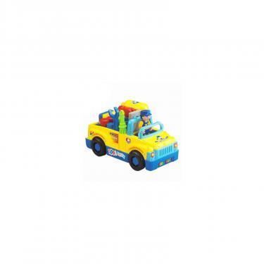 Развивающая игрушка Huile Toys Машинка с инструментами Фото