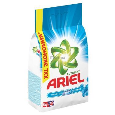 Стиральный порошок Ariel 2в1 Lenor Effect 6 кг Фото