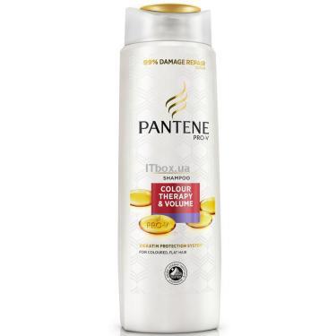 Шампунь Pantene Защита цвета и объем 250 мл Фото 1