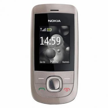Мобильный телефон Nokia 2220 slide Warm Silver Фото 1