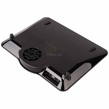 Подставка для ноутбука Zalman ZM-NC1500 mini Black Фото 2