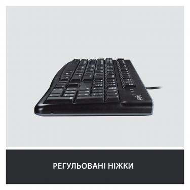 Клавиатура Logitech K120 Фото 3