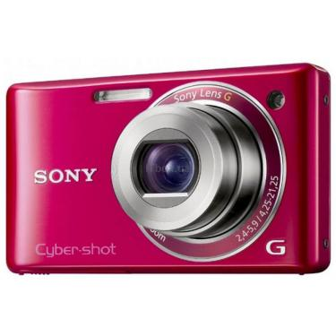 Цифровой фотоаппарат SONY Cybershot DSC-W380 red Фото 1
