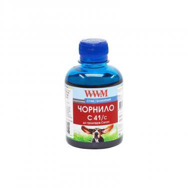 Чернила WWM CANON CL41/51/CLI8/BCI-16, cyan Фото 1