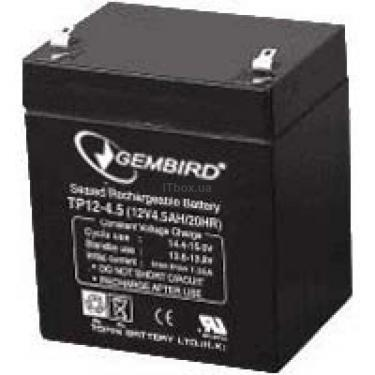 Батарея к ИБП GEMBIRD BAT-6V4.5AH Фото