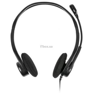 Наушники Logitech PC 960 Stereo Headset USB Фото 2