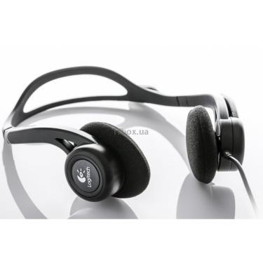 Наушники Logitech PC 960 Stereo Headset USB Фото 3
