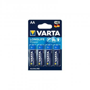 Батарейка Varta AA Varta High Energy * 4 Фото