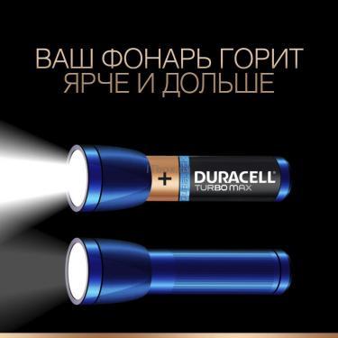 Батарейка Duracell AAA TURBO MAX LR03 * 4 Фото 7