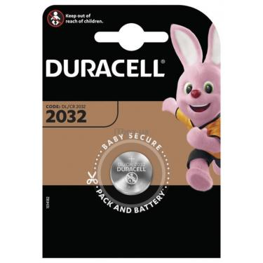 Батарейка Duracell CR 2032 / DL 2032 * 1 Фото