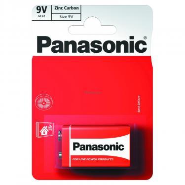 Батарейка PANASONIC Крона PANASONIC 6F22 Special Фото