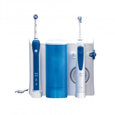 Электрическая зубная щетка BRAUN OxyJet OC 20 Фото 1